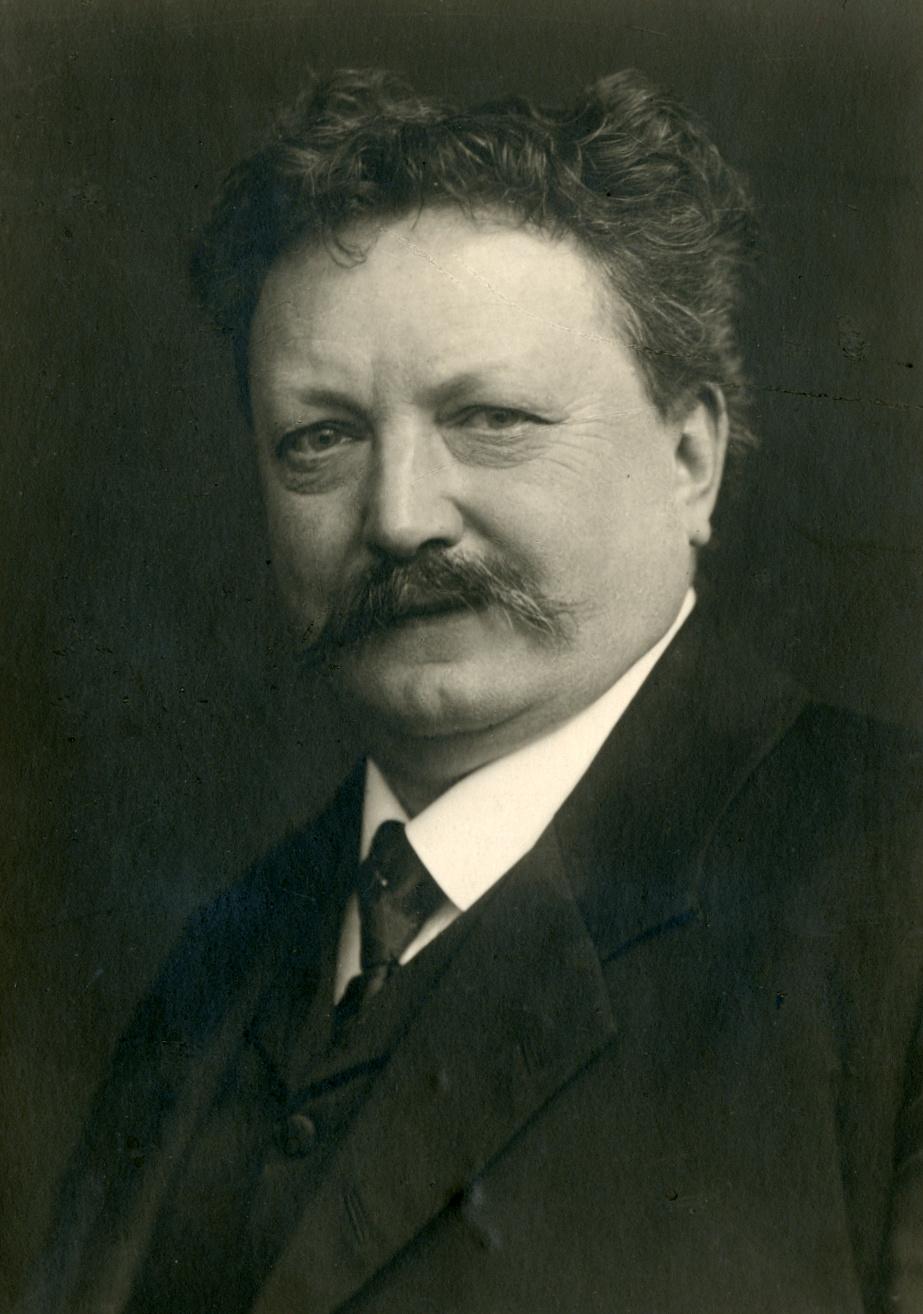 Rektor Josef Theurer