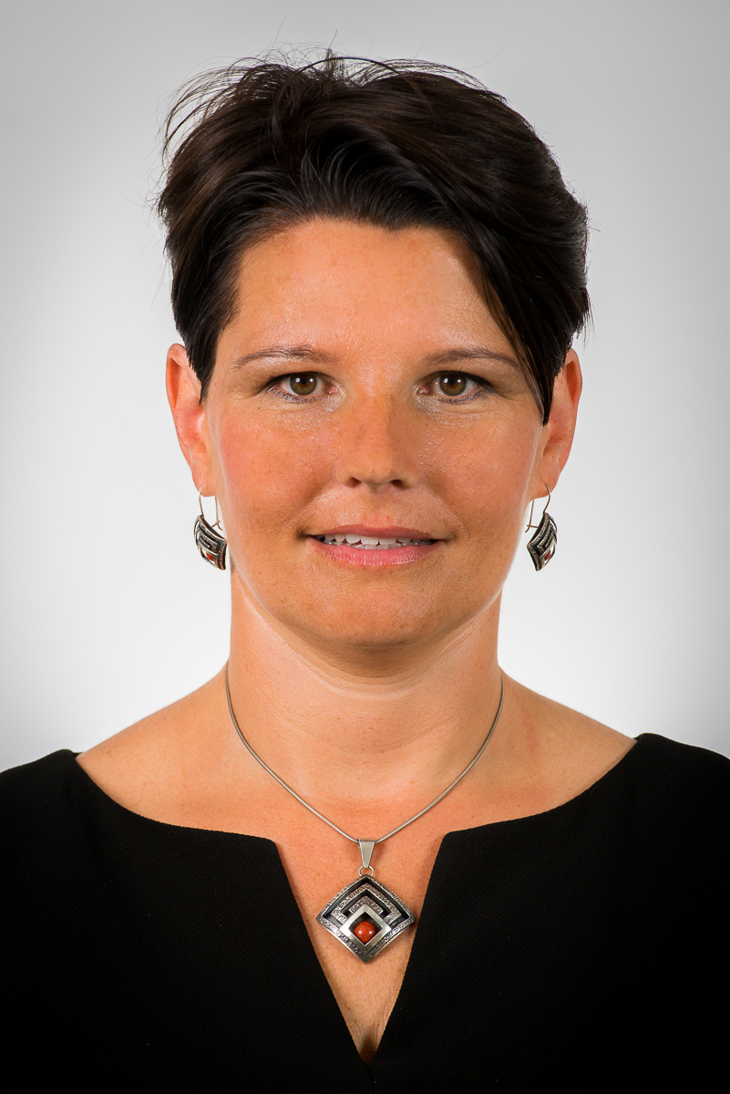 Přednášející (fotka) - Martina Litschmannová