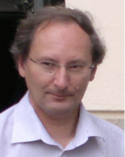 Přednášející (fotka) - Lubomír Pavliska (FNO)