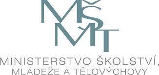 Veřejná soutěž ve výzkumu, experimentálním vývoji a inovacích Ministerstva školství, mládeže a tělovýchovy.