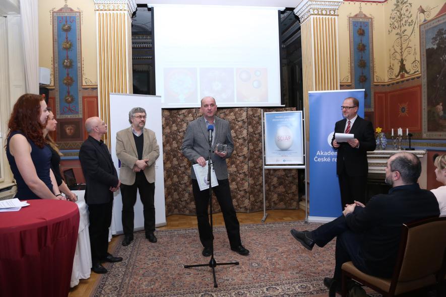 Kosmické souvislosti Planetária Ostrava získaly 2. místo v celonárodní prestižní soutěži SCIAP