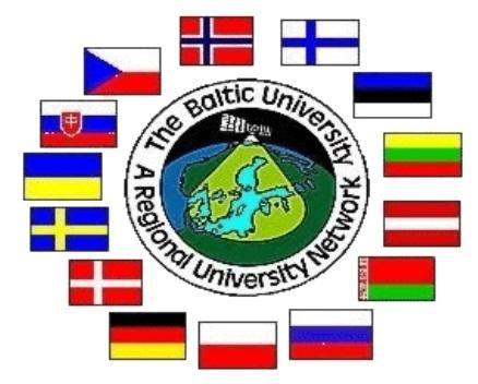 Projekt: Spolupráce se zahraničím v rámci programu Baltic University