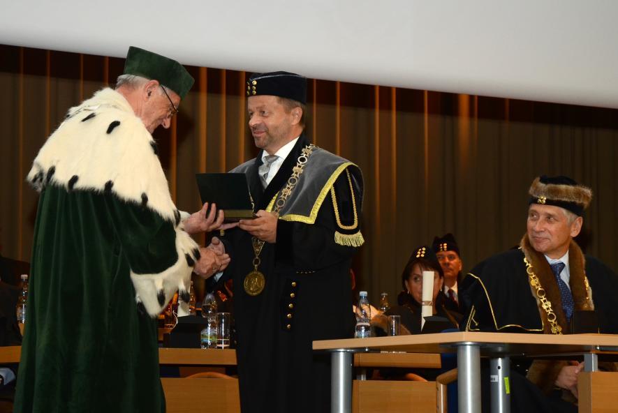 Fakulta strojní VŠB-TUO slaví 65. výročí svého založení