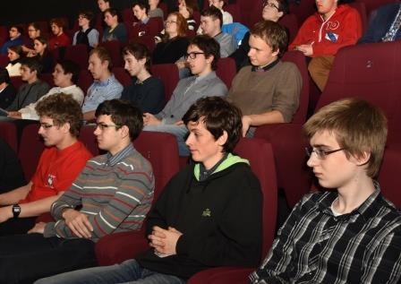 Nejúspěšnější účastníci krajských kol budou řešit ve finále Fyzikální olympiády experimentální úlohy na VŠB – Technické univerzitě Ostrava