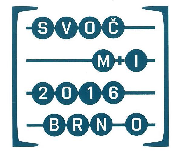 3. místo SVOČ 2016