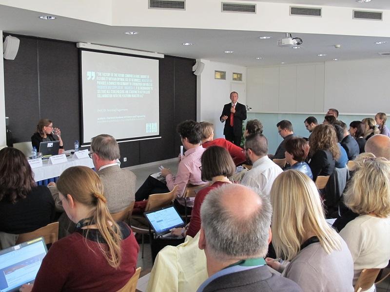 Fakulta elektrotechniky a informatiky VŠB-TUO se úspěšně prezentovala v Bruselu