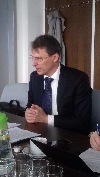 Děkani diskutovali o možnostech spolupráce s univerzitami v Belgii