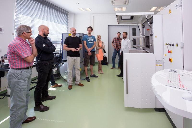 Univerzita umožní firmám tisknout ve 3D