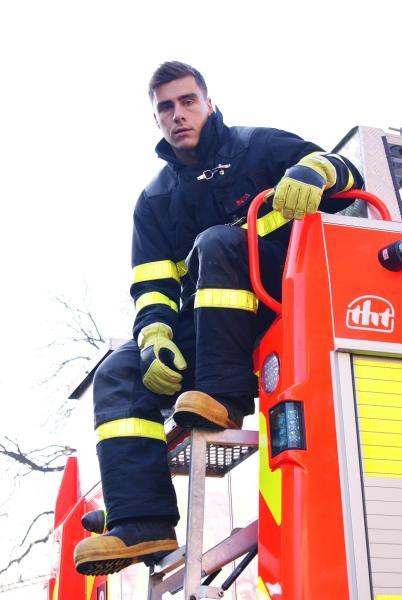 Pavel Andráško: Správný hasič by se neměl bát