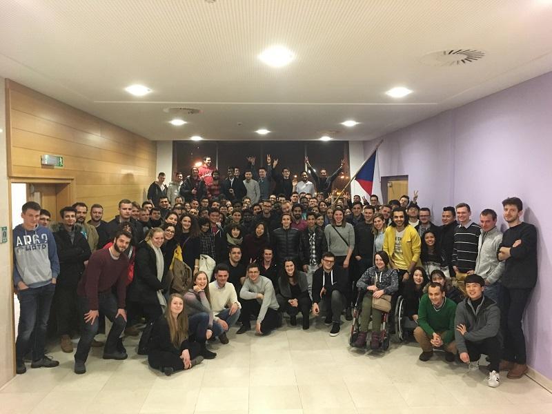 VŠB-TUO přivítala nové zahraniční studenty