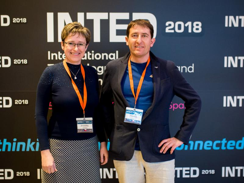 International Technology, Education and Development Conference 2018