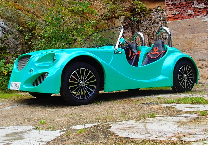 Postav si svůj elektromobil