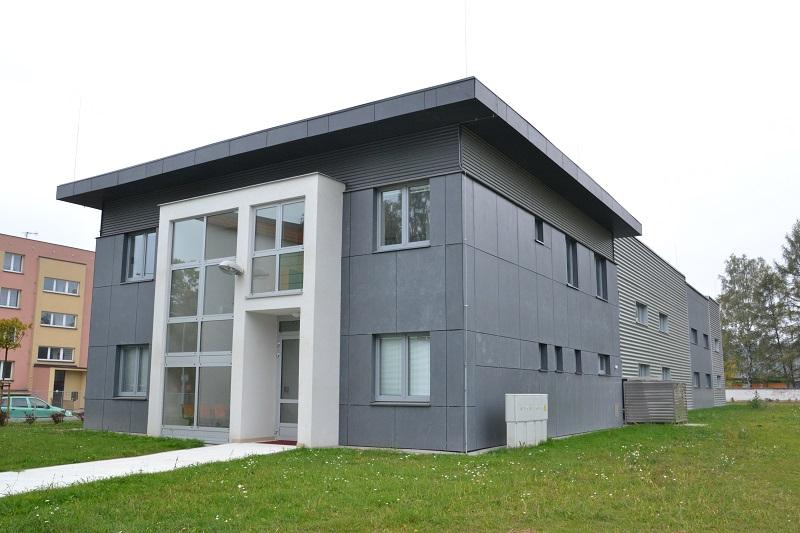 Experimentální stavební centrum