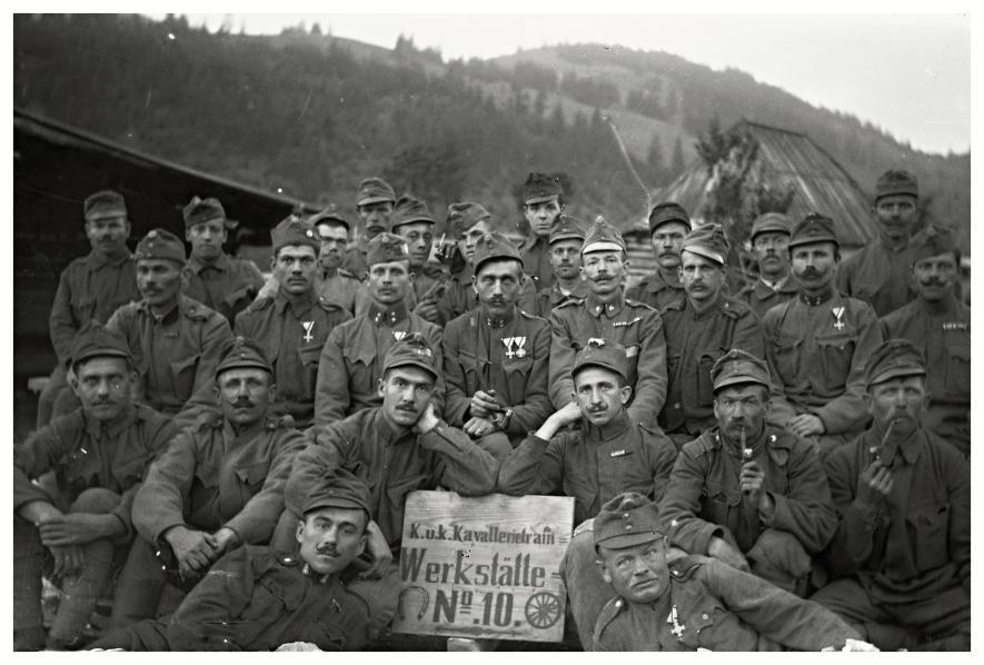 Galerie VŠB-TUO připomene sto let od konce první světové války