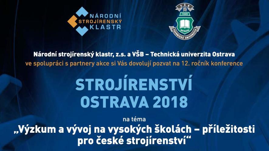 Strojírenství Ostrava 2018