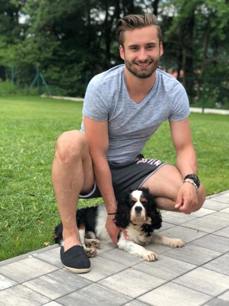 Jan Diviš z Fakulty strojní mistrem světa v hokejbale