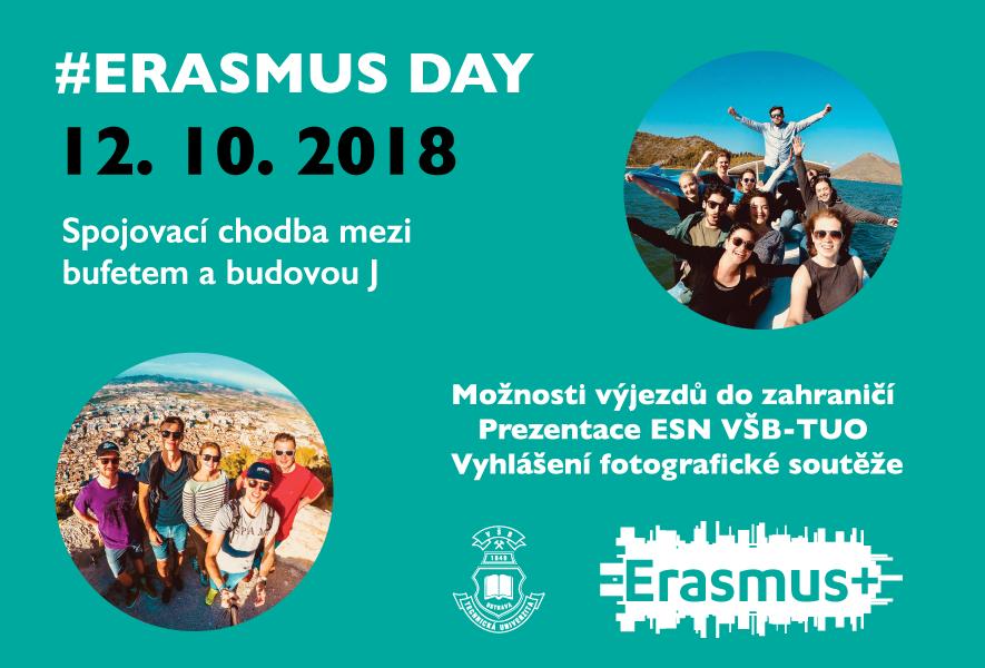 #ERASMUS DAY