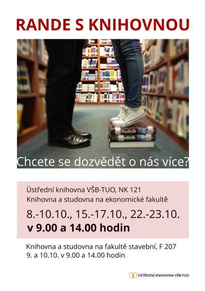 Rande s knihovnou