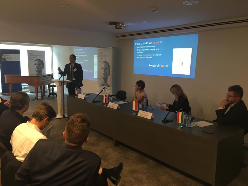 Naše univerzita se prezentovala v Bruselu