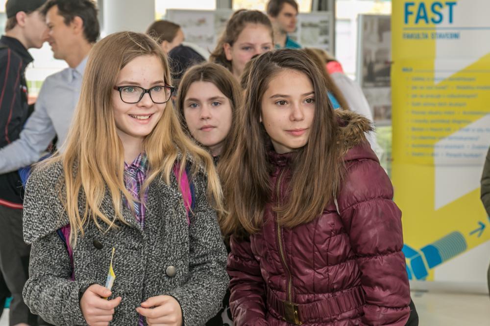 Den Zlepši si techniku s VŠB - Technickou univerzitou Ostrava