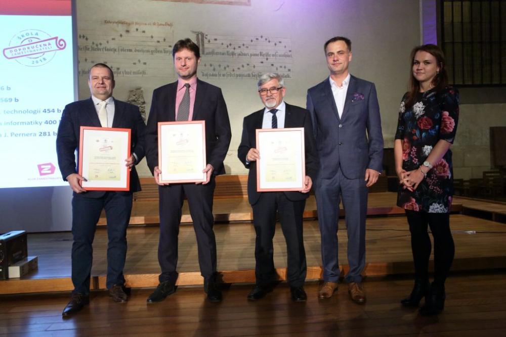 Fakulta strojní VŠB-TUO patří mezi nejlepších 10 fakult vysokých škol v ČR