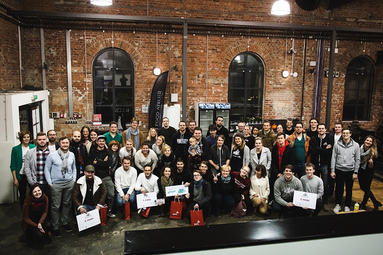 Historicky první Startup Weekend Ostrava je za námi!