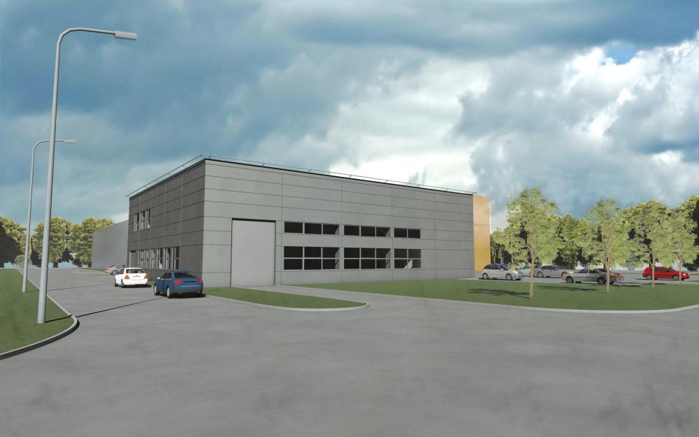 VŠB - Technická univerzita Ostrava zahájí stavbu nových laboratoří