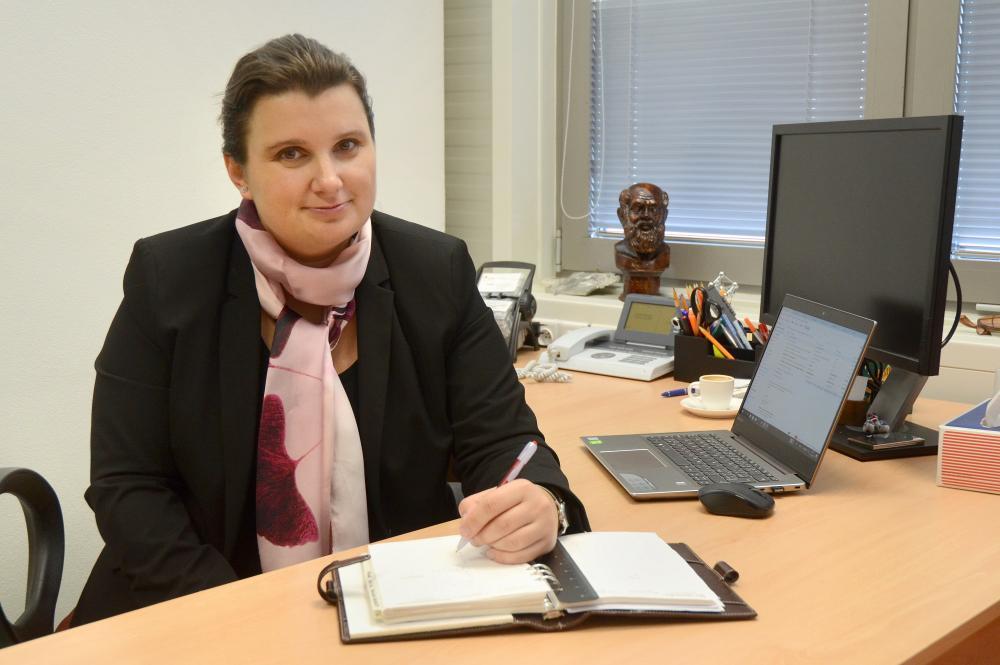 Rozhovor s nově jmenovanou profesorkou Janou Kukutschovou