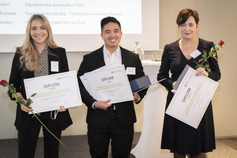 FINdiplomka 2018 zná vítěze