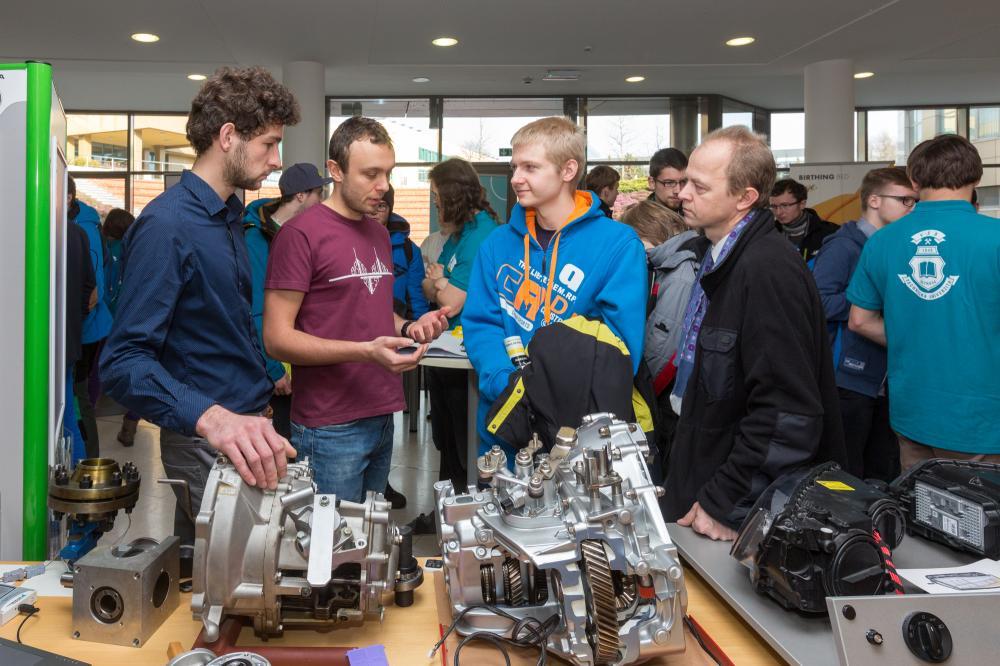 Den otevřených dveří VŠB-TUO předvede univerzitu jako celek