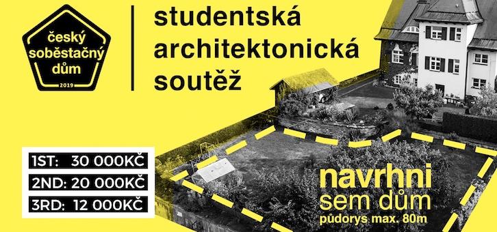 Český soběstačný dům 2019
