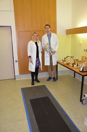 Na CPIT zkoumají inovativní metody léčby pohybového aparátu