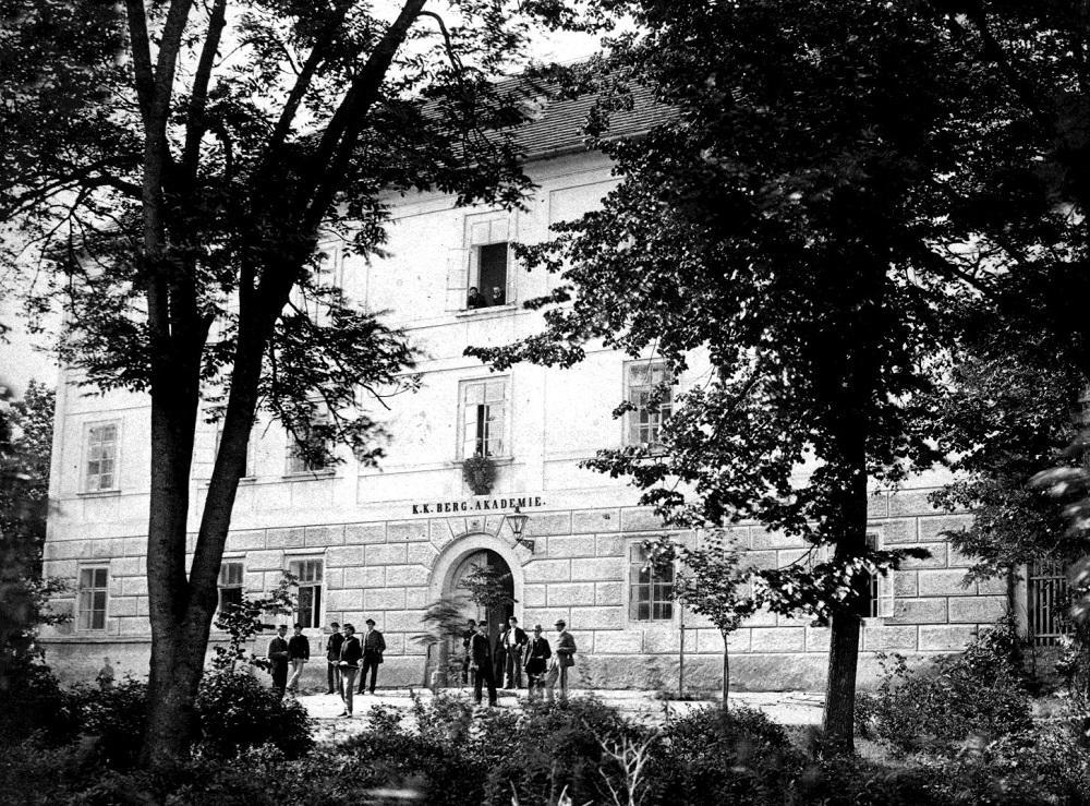 Ke kořenům Vysoké školy báňské - Technické univerzity Ostrava