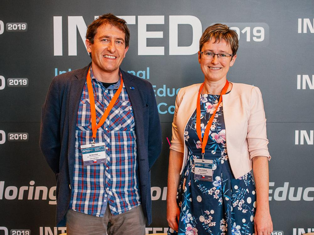 International Technology, Education and Development Conference - INTED2019