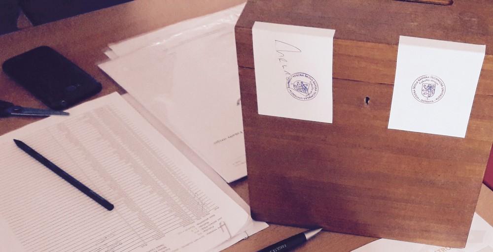 Volby do studentské komory AS FS VŠB-TUO