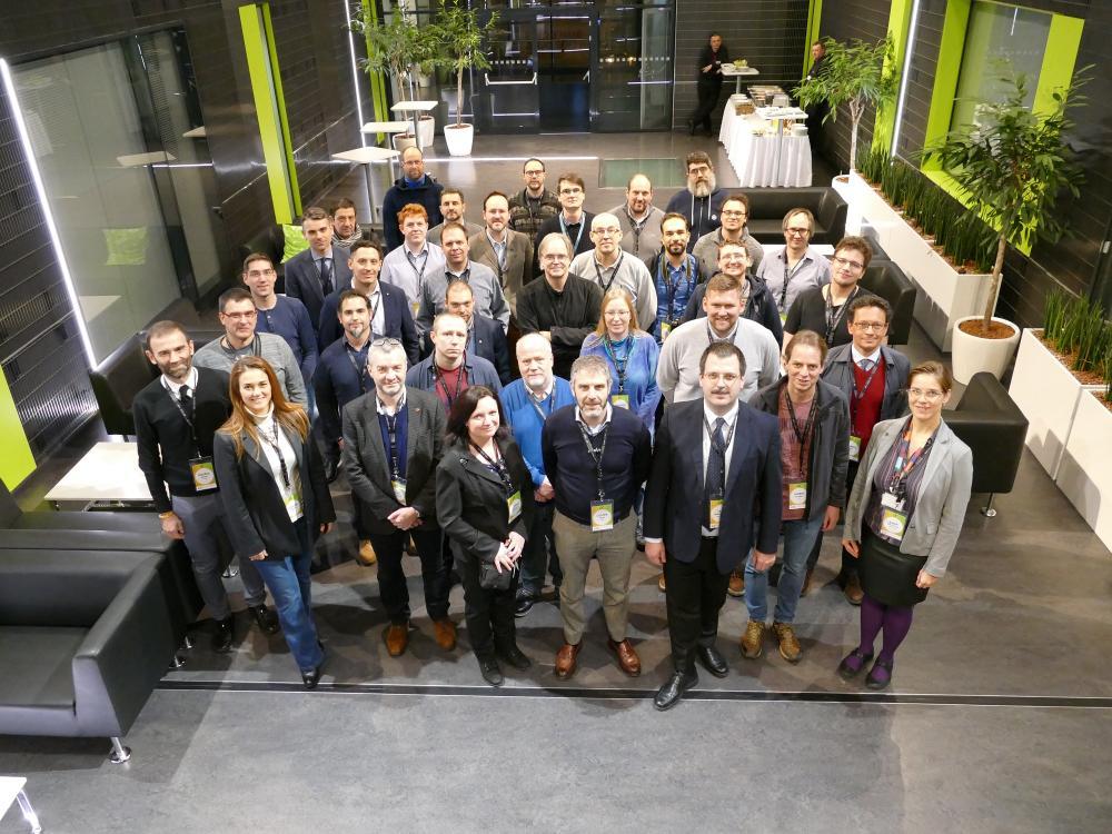 Národní superpočítačové centrum v čele významného mezinárodního projektu LEXIS
