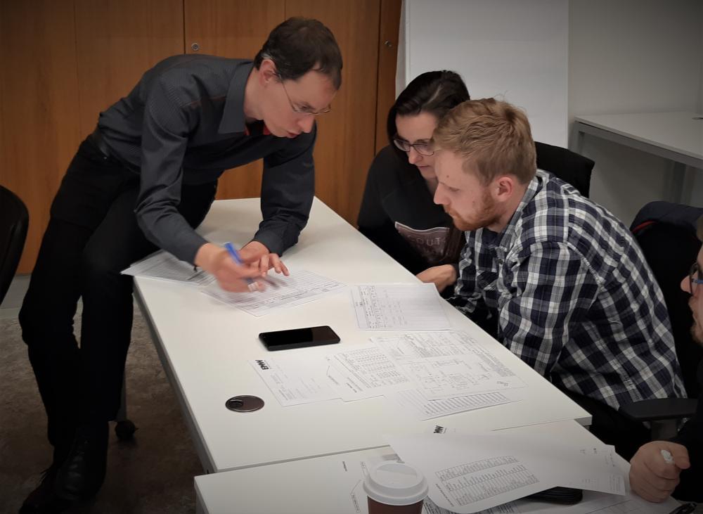 Workshopy pro studenty Katedry managementu kvality