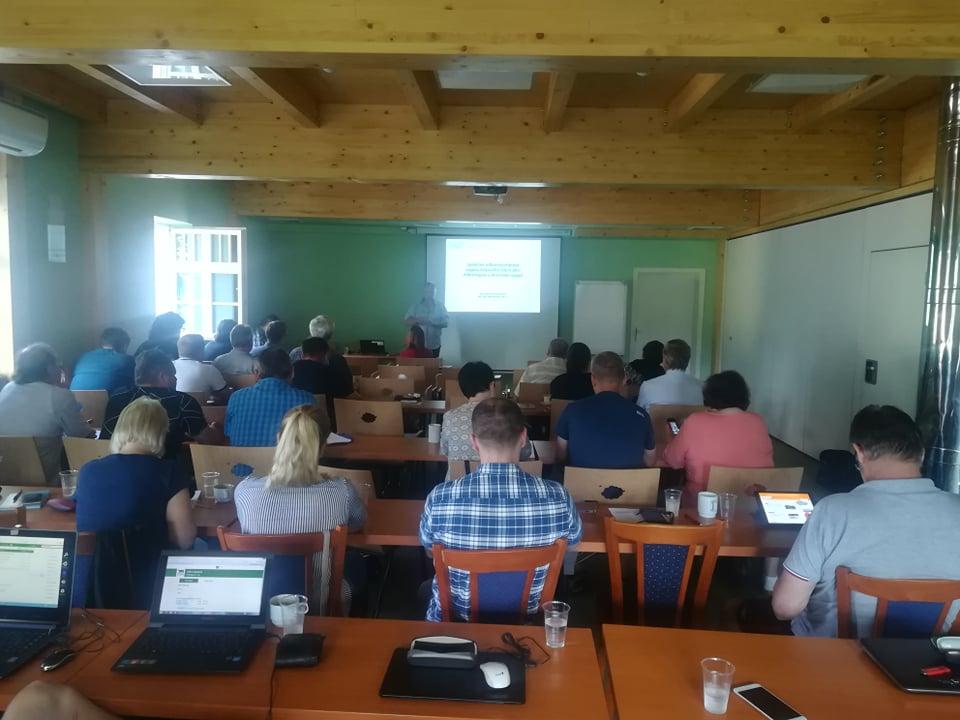 Porada pracovníků krizového řízení obcí s rozšířenou působností Moravskoslezského kraje