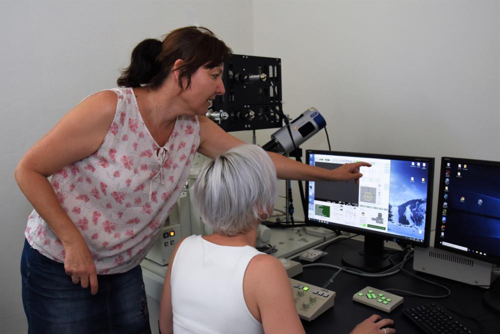 Centrum nanotechnologií má nový mikroskop