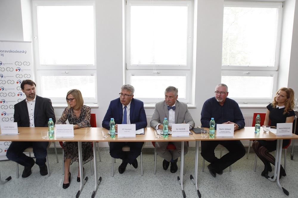 Moravskoslezský kraj spouští kampaň normální je darovat. Pomáhají také Baroš nebo Kvitová