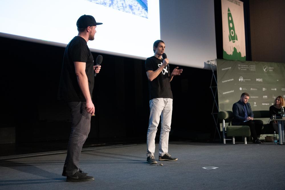 Nápad, půl milionu k tomu a Green Light podporující začínající podnikatele