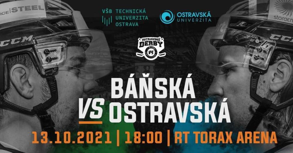 Ostravské hokejové derby
