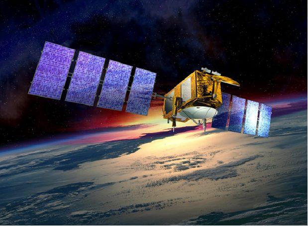 """Přednáška """"Zjišťování globálního růstu hladin oceánů pomocí družicových měření a potenciálu na geoidu"""""""