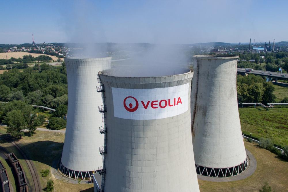 Další spolupráce podchycena | Vznikla rámcová smlouva o spolupráci se společností Veolia Energie ČR, a.s.