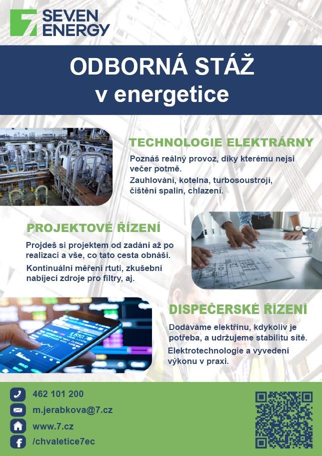 Odborná stáž v energetice