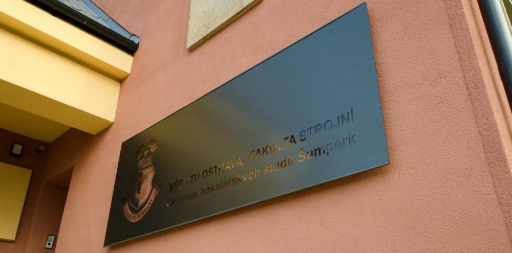 Informační den Fakulty strojní v Šumperku