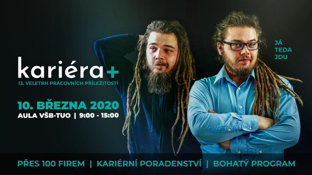 Job Fair kariéra+ is coming!