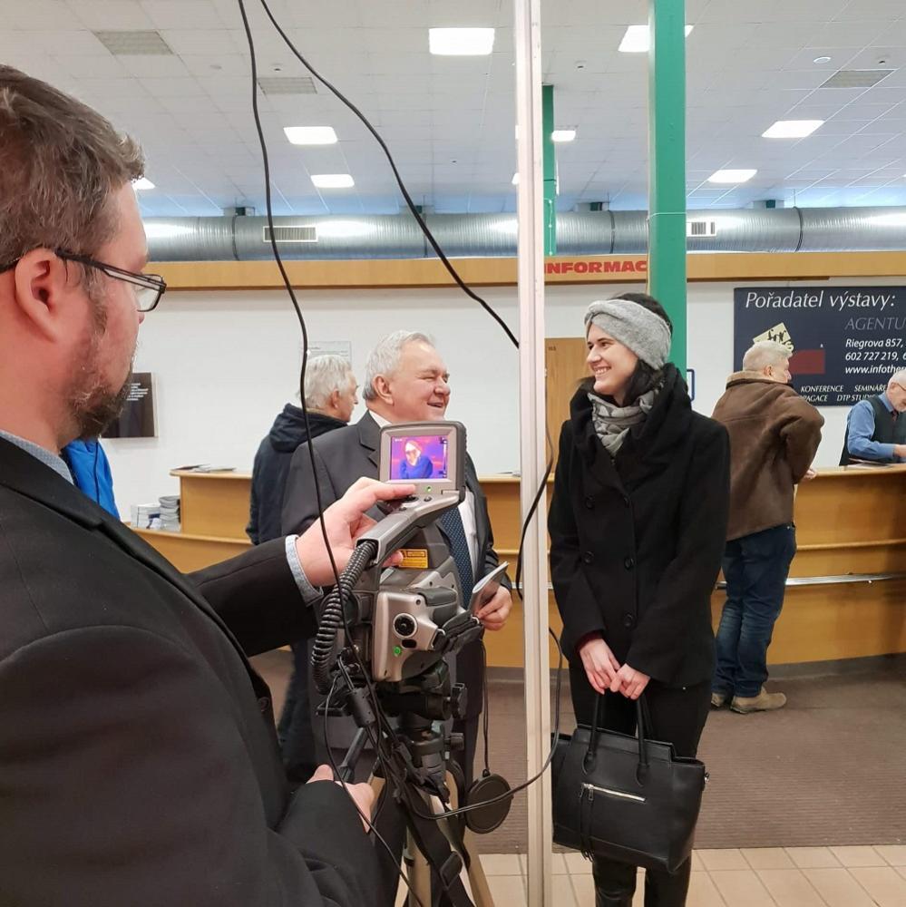 VŠB-TUO se zúčastní výstavy Infotherma 2020 na Černé louce v Ostravě