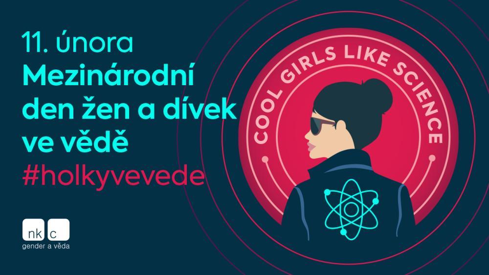 Mezinárodní den žen a dívek ve vědě  představí úspěšné mladé vědkyně