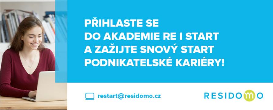 Podnikatelská Akademie RE I start
